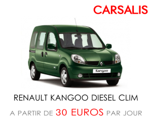 location Kangoo  Agadir - Maroc