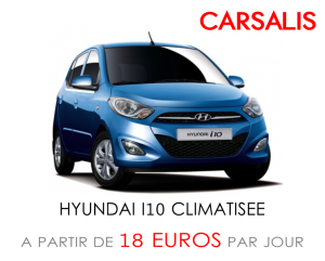 location Hyundai I10  Agadir - Maroc